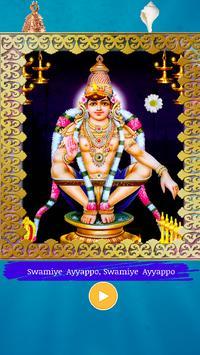 ayyappan songs mantra app with lyrics poster