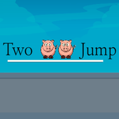 Two Piggy Jump icon
