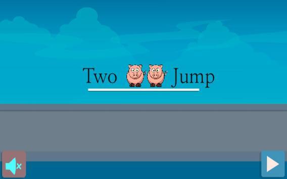 Two Piggy Jump screenshot 1