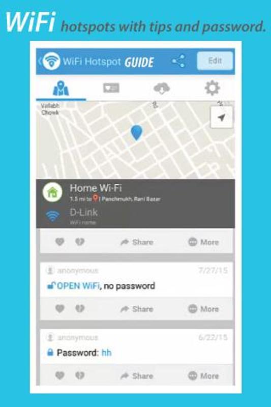 ... Tip WiFi Map Free Passwords apk تصوير الشاشة