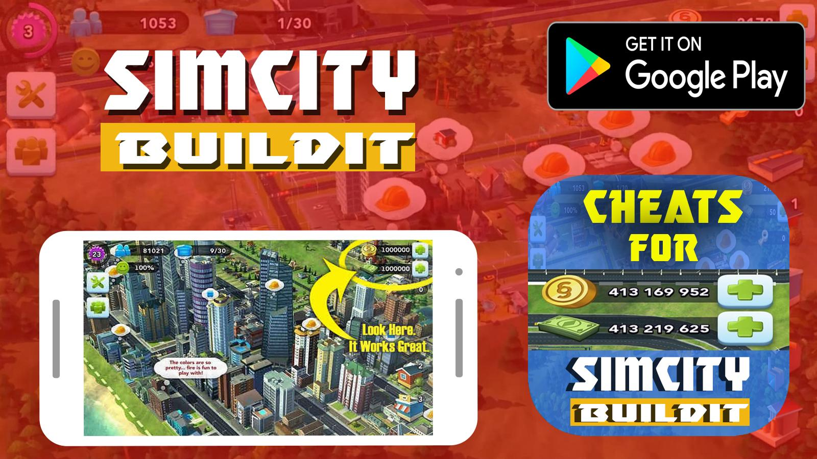 Cheats For Simcity Buildit Prank! for Android - APK Download