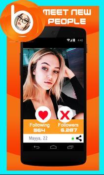 guide for Badoo gratis para celular Tips captura de pantalla 7
