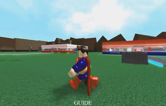 Ultimate Superman Roblox Guide for Android - APK Download