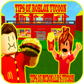 Tips of Mcdonald's Tycoon Roblox icon