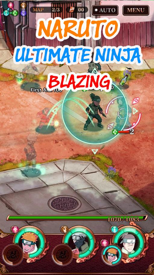 Ultimate Naruto Blazing Tips for Android - APK Download