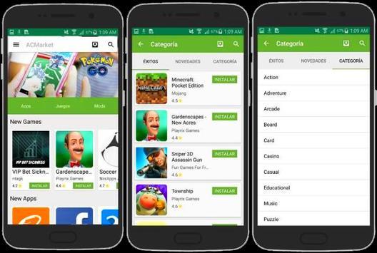 Ac Market APK apk screenshot