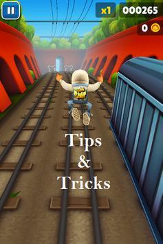 Tips & Tricks for Subway Surf poster