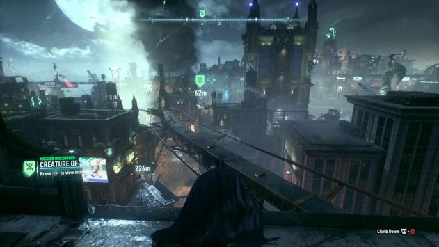 Game Batman Arkham Knight New guide poster