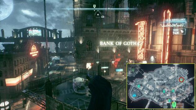 Game Batman Arkham Knight New guide screenshot 18