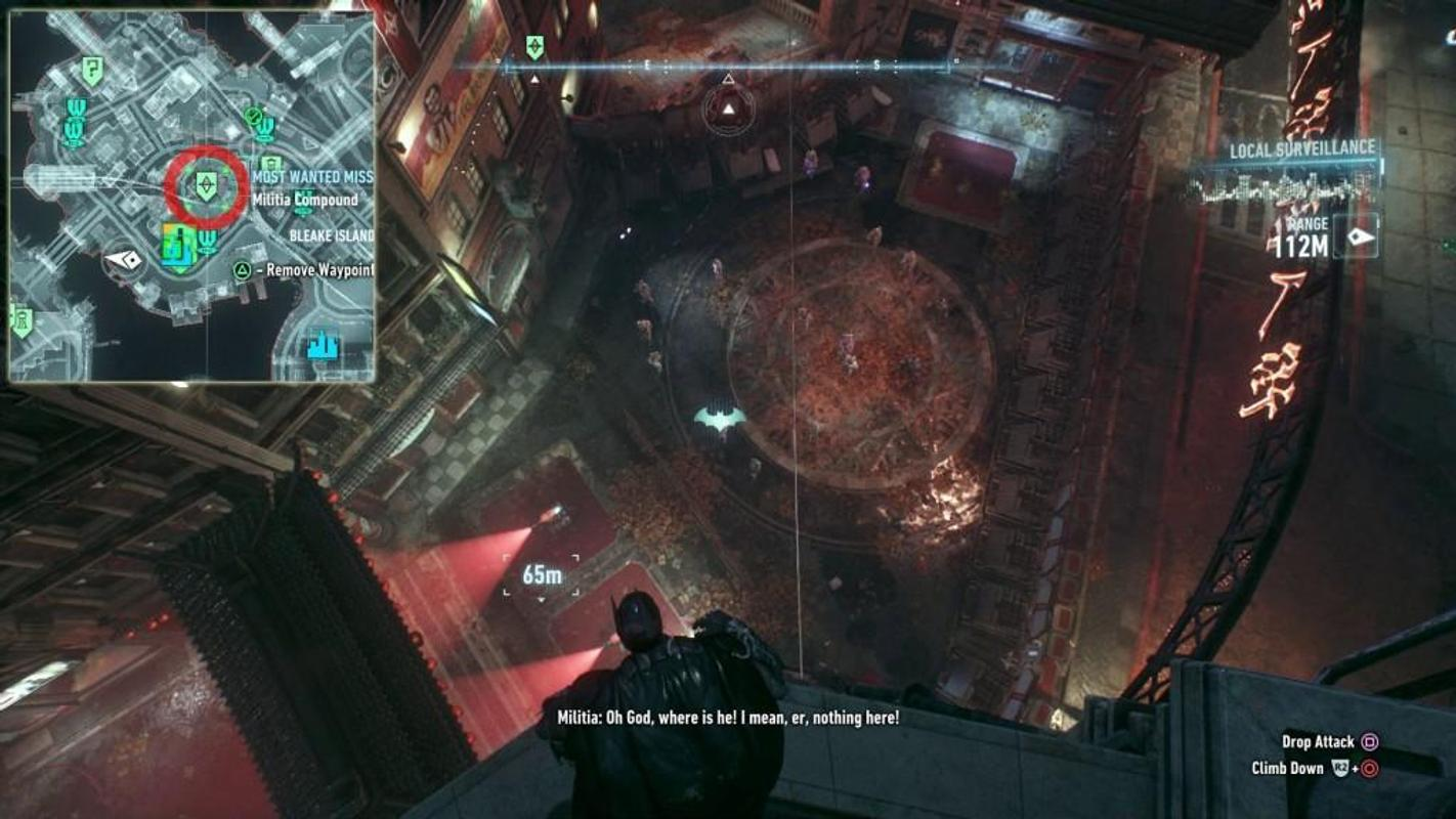 Batman Arkham Knight APK OBB Free Download