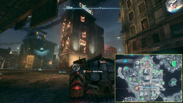 Game Batman Arkham Knight New guide screenshot 20