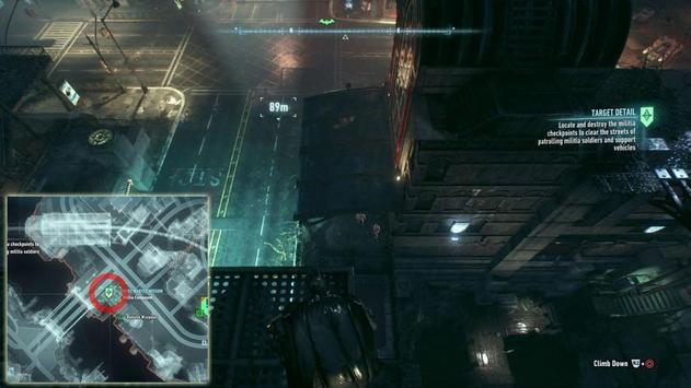 Game Batman Arkham Knight New guide screenshot 21