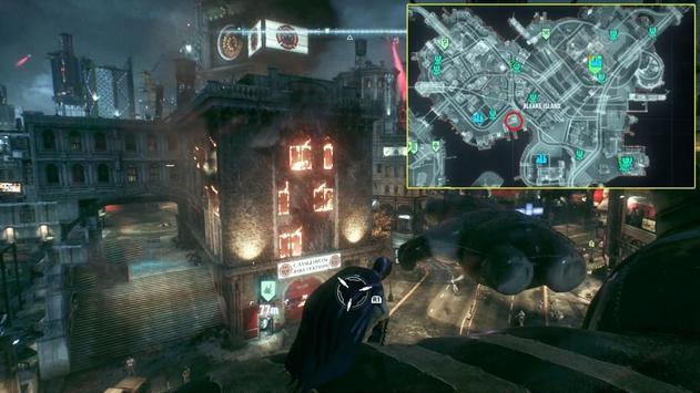 Game Batman Arkham Knight New guide screenshot 22
