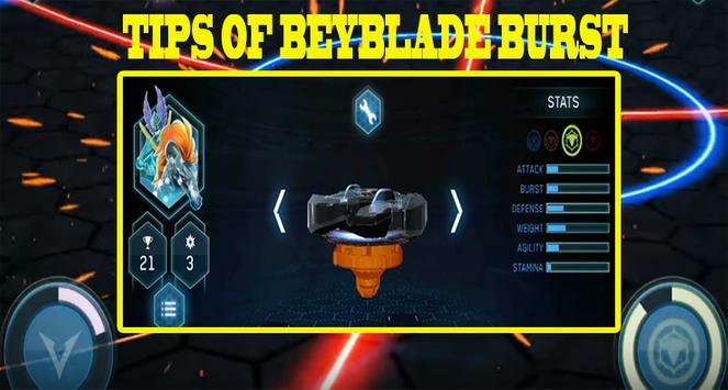 Tips of BEYBLADE BURST screenshot 1