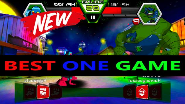 Top Ultimate Ben 10 Game 2017 Tips poster