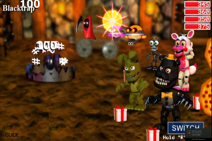 Top Five Five Nights At Freddy's 4 Online Unblocked - Circus