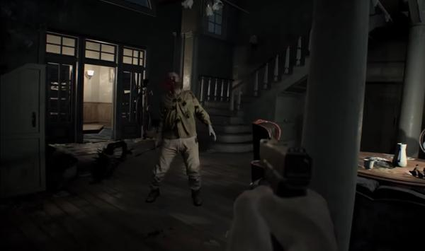 cheats resident evil 7 apk screenshot