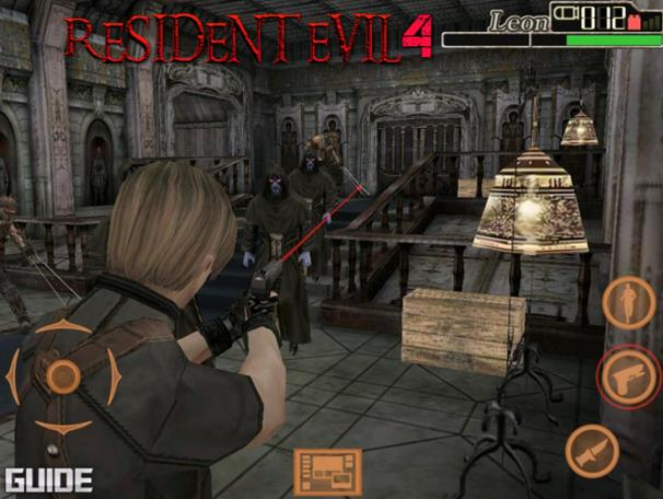 Game Resident Evil 4 New Tips for Android - APK Download