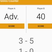 TennisCounter (Unreleased) icon