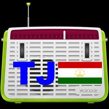 Таджикистан  oнлайн радио poster