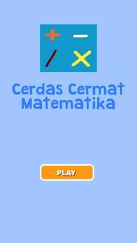 Cerdas Cermat Matematika poster