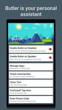 Butler - Smart Notifications poster