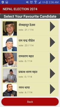 Nepal Election 2074 screenshot 1
