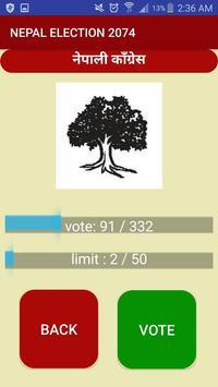 Nepal Election 2074 screenshot 2