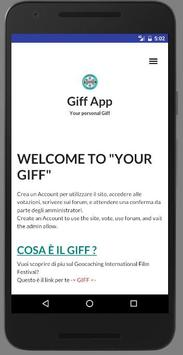 Giff App Unofficial poster
