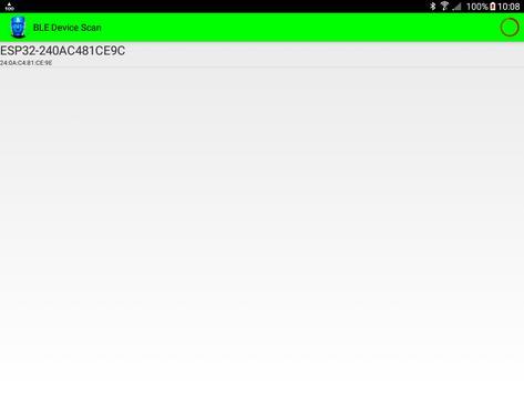 ESP32 WiFi setup over BLE or Bluetooth Serial screenshot 11