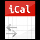iCal Import/Export CalDAV icon