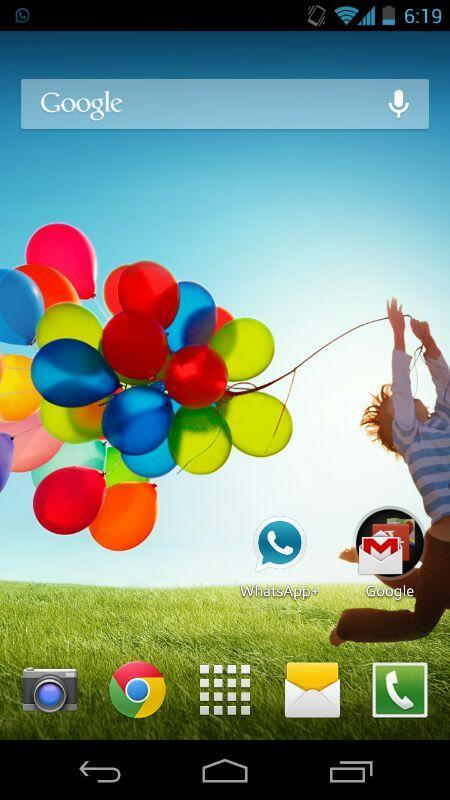 Galaxy S4 Theme HD Free for Android - APK Download