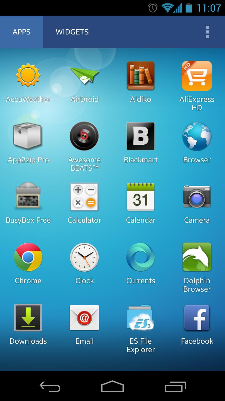 Galaxy S4 Theme Hd Free For Android Apk Download