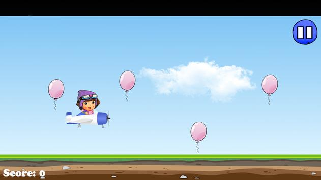 Dora The Pilot apk screenshot