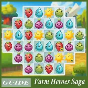 Guide ; play Farm Heroes Saga apk screenshot
