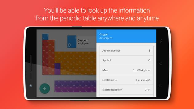 Atom periodic table tests apk download free education app for atom periodic table tests apk screenshot urtaz Choice Image