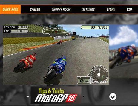 Guide Play MotoGP:16 screenshot 1