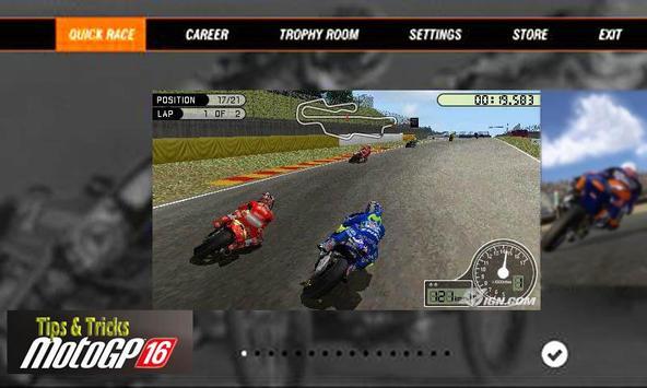 Guide Play MotoGP:16 screenshot 2