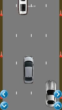 Racing and driving cars 2D screenshot 3