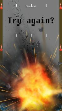 Racing and driving cars 2D apk screenshot