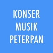 Konser Musik Peterpan icon