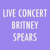 Live Concert Britney Spears icon