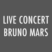 Live Concert Bruno Mars icon