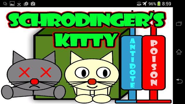 Schrödinger's Kitty poster