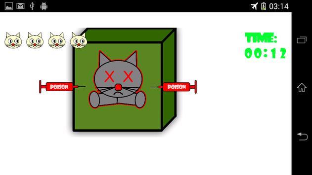 Schrödinger's Kitty screenshot 2