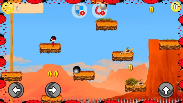Amazing Ladybug Adventure screenshot 3