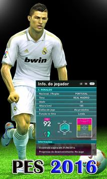 Guide: PES 2016 New poster