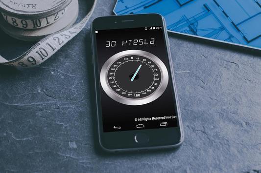 Pro Metal Detector screenshot 1