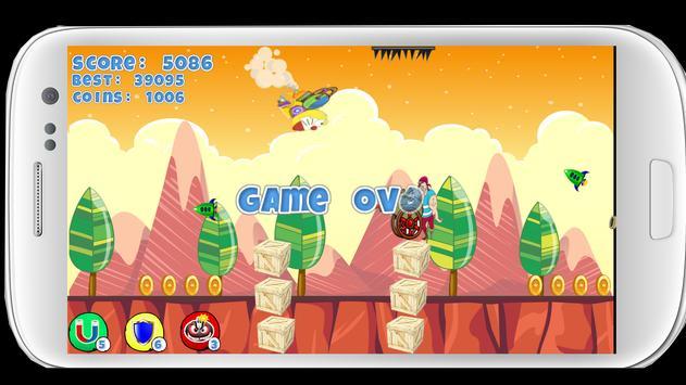 Robot-Dorae Metal apk screenshot