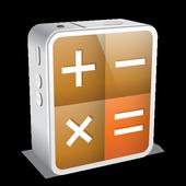 Merge Soft Calculator HD icon